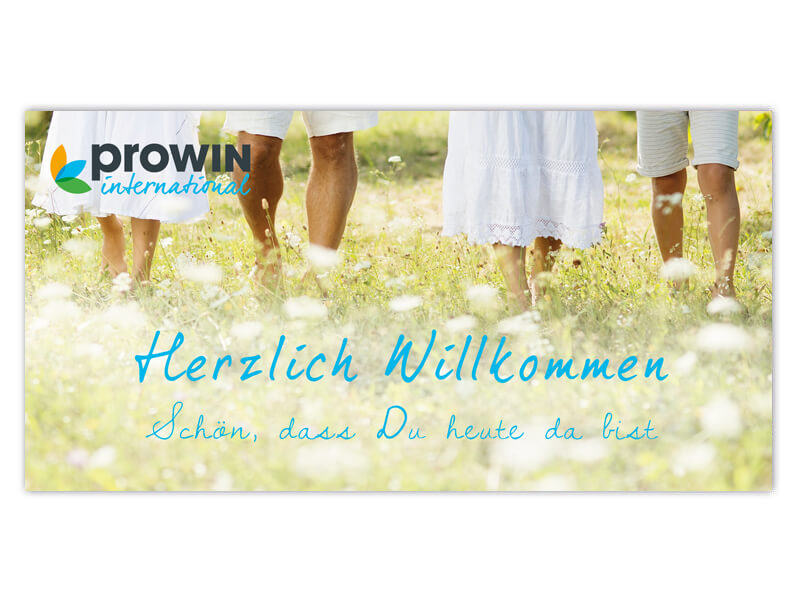 proWIN Sommer-Flyer
